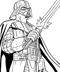 Printable Coloring Pages Star Wars Me