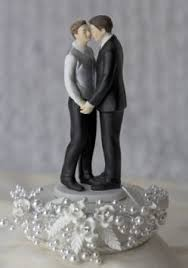 Two Grooms Wedding Cake Topper 9 With Buy Porcelain Vintage Style Men Gay Marriage