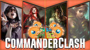 Mtg Evasive Maneuvers Deck List by Commander Clash S3 Episode 10 Commander Anthology Youtube