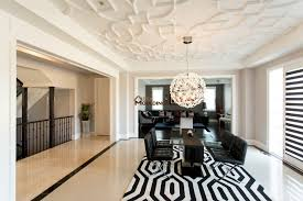 Tilton Coffered Ceiling Canada by Futuristic Living Room Ceiling Design Coffered And Waffle