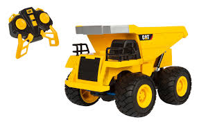 100 Kids Dump Truck Can Operate Their Own With CAT Construction