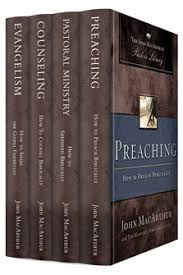 John MacArthurs Pastors Library 4 Vols