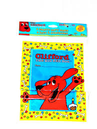 Cliffords Halloween Norman Bridwell by Clifford The Big Red Dog Party Supplies