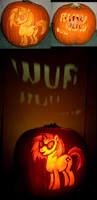 Pumpkin Carving With Dremel by Equestria Daily Mlp Stuff Pumpkin Event Entry Post