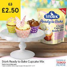 Bake With Stork