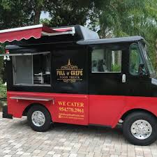 Full Of Crepe Food Truck - Jacksonville Food Trucks - Roaming Hunger