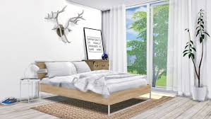ikea trysil bedroom by mxims teh sims