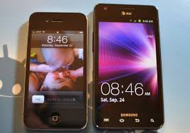 iPhone 4 vs Samsung Galaxy S II Which should you