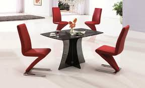 Kitchen Contemporary Tables For Small Spaces Modern Designs 3 Piece Dinette