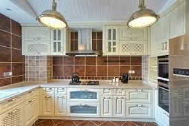 White Cabinets Dark Countertop Backsplash by Kitchen Backsplash White Cabinets Dark Countertop Brown Black