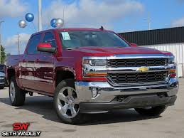 2018 Chevy Silverado 1500 LT 4X4 Truck For Sale Ada OK - JG525236