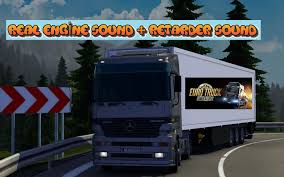 ETS2 | REAL ACTROS ENGİNE SOUND+RETARDER SOUND MOD - YouTube