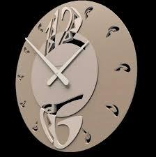 pendule moderne cuisine charmant horloge cuisine originale avec beau pendule moderne