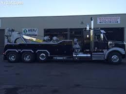 100 Truck Rental Buffalo Ny MERJ Fleet Services Inc Towing In NY