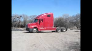 100 Semi Trucks For Sale In Kansas 2001 Freightliner Century Class ST120 Semi Truck For Sale Sold At