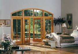 Outswing French Patio Doors by This Marvin Frenchdoors With Matching Full Length Windows And