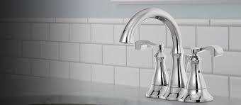 Delta Leland Whirlpool Tub Faucet by Arabella Bathroom Collection