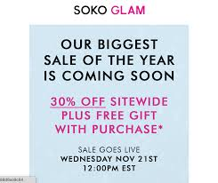 Soko Glam Black Friday - 30% Off Sitewide (Nov 21 ... Where To Buy Korean Skincare Products In India Some Tips Bebe Birthday Coupon Code Pizza Hut Factoria Soko Glam Coupon Stofkbeauty Awards Glam 10step Korean Skin Care Review Inspired By At Fattes Pizza Its Always Buy 1 Get Free Black Friday 30 Off Sitewide Nov 21 Great Coupons Bed Bath And Beyond Croscill Baker Seeds Promo 2019 Kings Dominion Codes The Rewards Program Exclusive Member Offers Fanduel Sportsbook College Southern Sarms