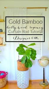 Levolor Curtain Rod Assembly by Best 20 Bamboo Curtains Ideas On Pinterest Outdoor Patio Shades