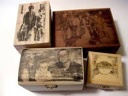 DIY Photo Memory Box