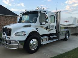 2005 Freightliner M2 106 4 Door - Toter Hot Shot Semi Custom Bed ... 2008 Custom Diesel Peterbilt Rv For Sale Youtube Transwest Truck Trailer Of Frederick Show Hauler Cversions Wright Way Trailers Serving Iowa Used Trucks By Premier Equipment Llc 16 Listings Www 1976 Intertional Transtar Ii 4070b Mobile Home Toter Truck Motorhome Rvs 13 Trader See Why Heavy Duty Are Best Towing With A 5th Wheel 2017 Ford F550 In Mesa Az On Buyllsearch Ram 5500 Long Concept Power Magazine List Creational Vehicles Wikipedia Single Axle Daycabs N Tow Craigslist