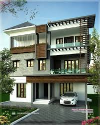 Apartments. Three Storied: Beautiful Elevation For A Three Storey ... Good Plan Of Exterior House Design With Lush Paint Color Also Iron Unique 90 3 Storey Plans Decorating Of Apartments Level House Designs Emejing Three Home Story And Elevation 2670 Sq Ft Home Appliance Baby Nursery Small Three Story Plans Houseplans Com Download Adhome Triple Modern Two Double Designs Indian Style Appealing In The Philippines 62 For Homes Skillful Small Storeyse