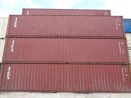 104 40 Foot Containers For Sale Ft Container Advanced Container Co Houston Tx