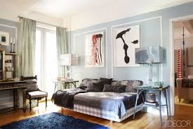 Elle Decor Bedrooms 24 Best Blue Rooms Ideas For Decorating With