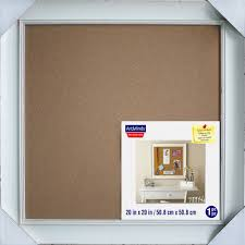 die cut cork tile bulletin by artminds