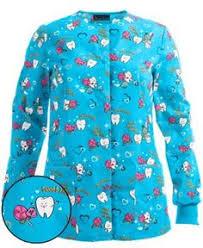 Ceil Blue Print Scrub Jackets by Dental Lab Coat Scrub Top Dental Pinterest Lab Coats Scrub