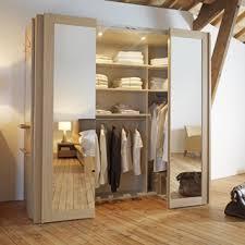 petit dressing chambre un dressing dans une chambre c est possible