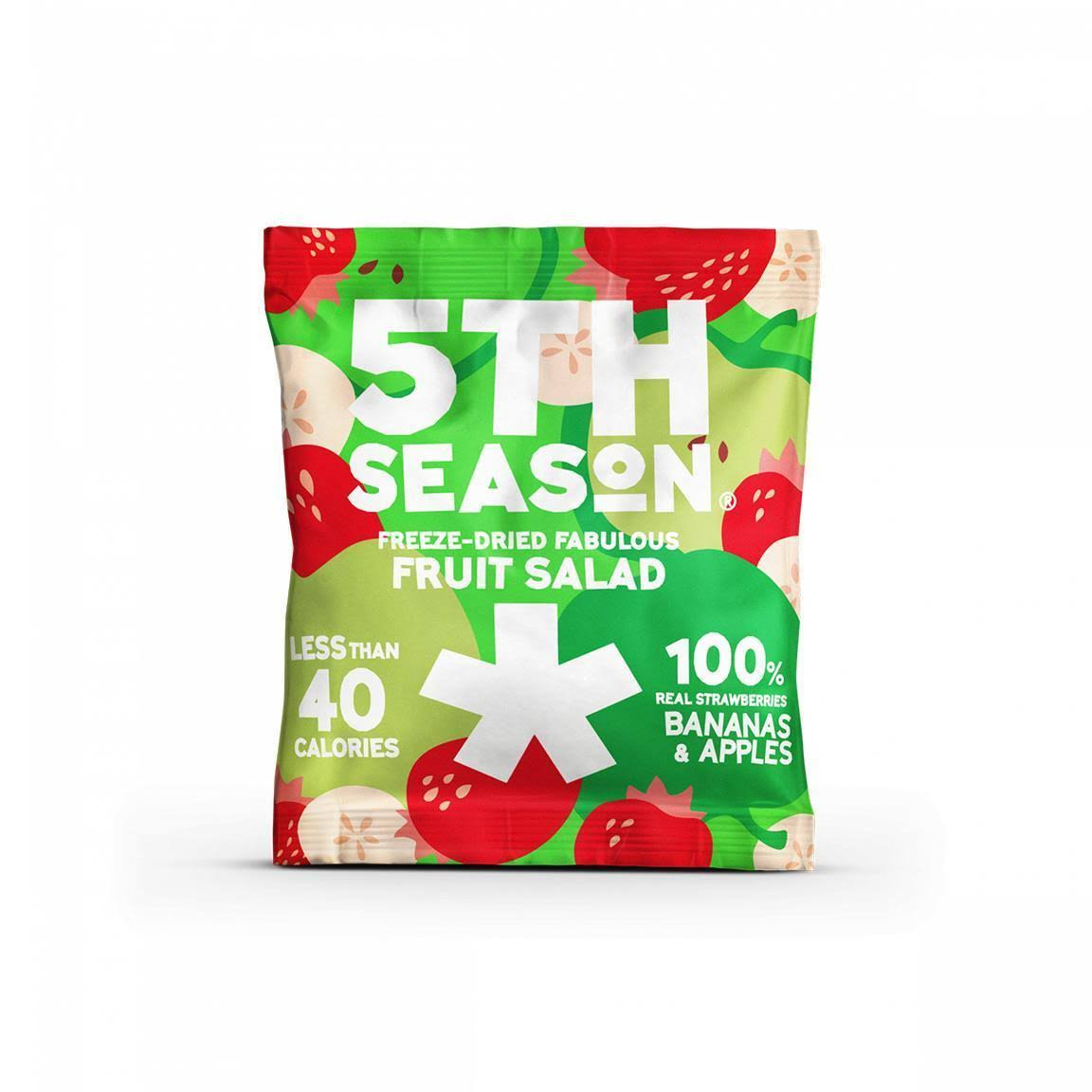 5th Season Freeze Dried Fruit Salad Bites