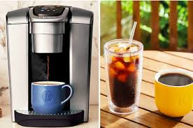 Keurigs New Coffeemaker Has An Iced Coffee Feature And Yup Heaven Is Real