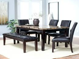 Dining Booth Set 7 Piece With Bench Style Room Seating