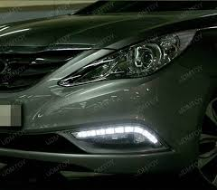 11 14 hyundai sonata 14w high power led daytime running lights