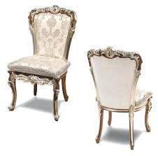 Empire Dining Chairs Style Furniture Masterpiece Collection Chair Coco