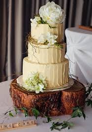 Earth Tones Woodland Wedding This Reminds Me Of My Wedding Cake