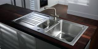 kitchen sink stinks when running water sewage smell kitchen sink sinks bathroom sewer hunker intended