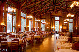 dining room ahwahnee hotel yosemite wedding pinterest