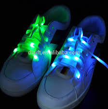new design light up shoe strings promotional gift led shoelaces
