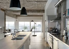 industrial kitchen home design ideas and pictures
