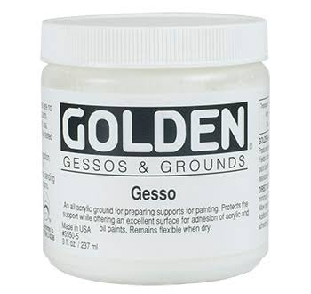 Golden Gesso Artist Colours - 237ml