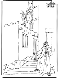 Joshua And Caleb Coloring Pages Rahab The Spies Page Free