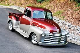 This 1953 Chevy Truck Went Through A Surprising Transformation - Hot ... 1952 Chevrolet C10 Hot Rod Street Rat Patina Pin By Justin Fierstein On Lettering Pinterest Rats Gmc First Look Wheels Hwc Series 13 Real Riders 83 Chevy Silverado The Top 10 Pickup Trucks Sub5zero Curbside Classic 1965 C60 Truck Maybe Ipdent Front Or 454 Powered 1957 2015 Redneck 1954 2014 Horsepower By Ppg Dream Car 1956 One Persons Definition Of A Archives Roadster Shop Networkrhhotrodcom Old School Black The Sema Show 77 Griffeys Rods And Restorations Youtube