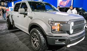 100 Ford Truck Concept Are You Manly Enough For The 2018 F150 RTR Muscle