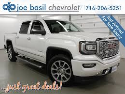 100 Sierra Trucks For Sale PreOwned 2018 GMC 1500 Denali Crew Cab Pickup In Depew
