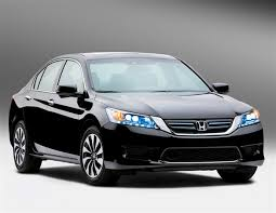 2014 Honda Accord Hybrid officially unveiled Kelley Blue Book