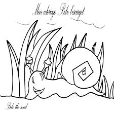 Comment Dessiner Ariel Etape Par Etape Ment Dessiner L Escargot