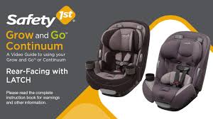Safety 1st Grow And Go 3-in-1 Car Seat – 2019 Review & Verdict