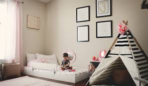 Johanna s Montessori Style Big Girl Bedroom Oh Happy Play